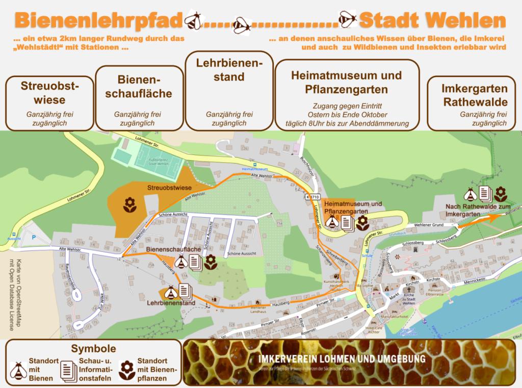 Bienenlehrpfand_Karte
